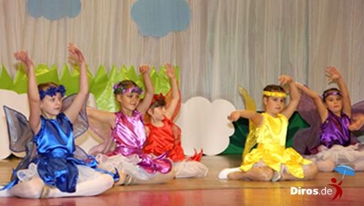 Kindermusical Elfinchen Däumelinchen