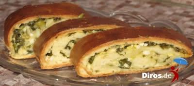 Яичный пирог